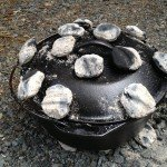 Dutch Oven at 350 degrees